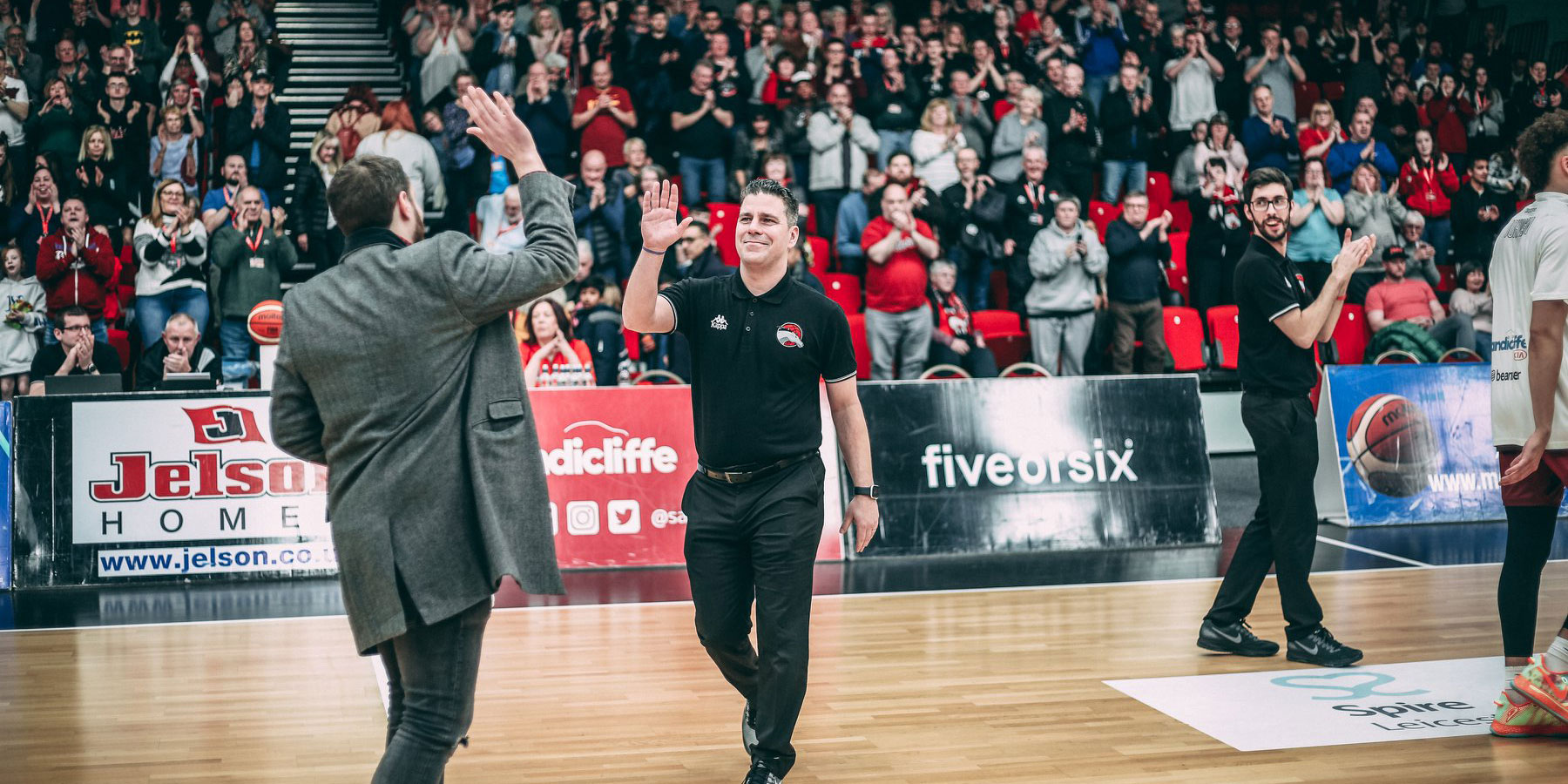 Coach Paternostro Claims February Kevin Cadle Molten BBL Coach of the Month award