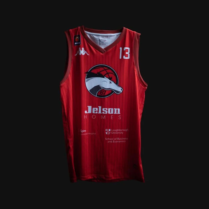 PRE-ORDER HOME JERSEY