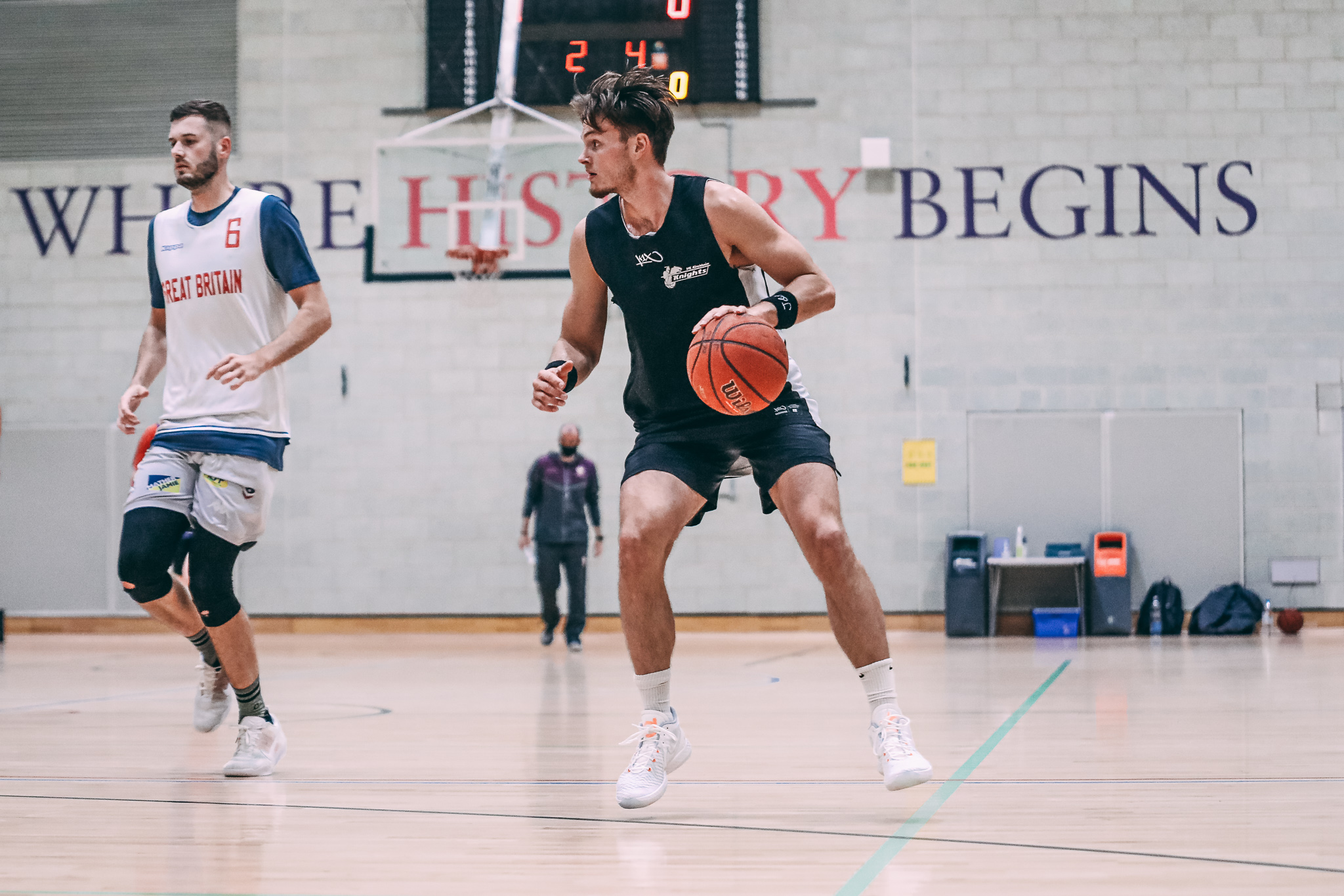 Justin Hedley Joins Loughborough Riders