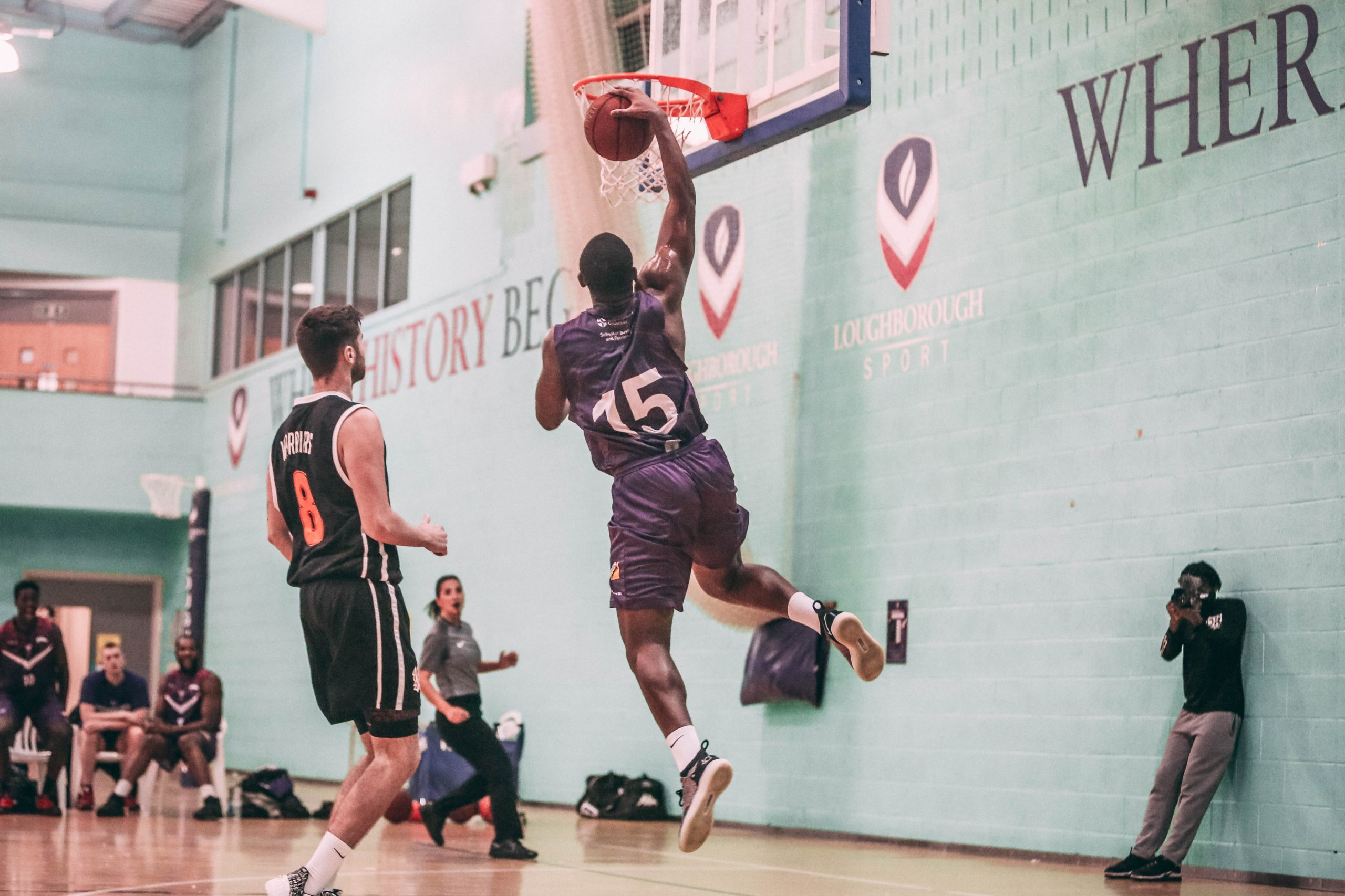 Riders Men fall to Barking Abbey London Lions on the road in second NBL game