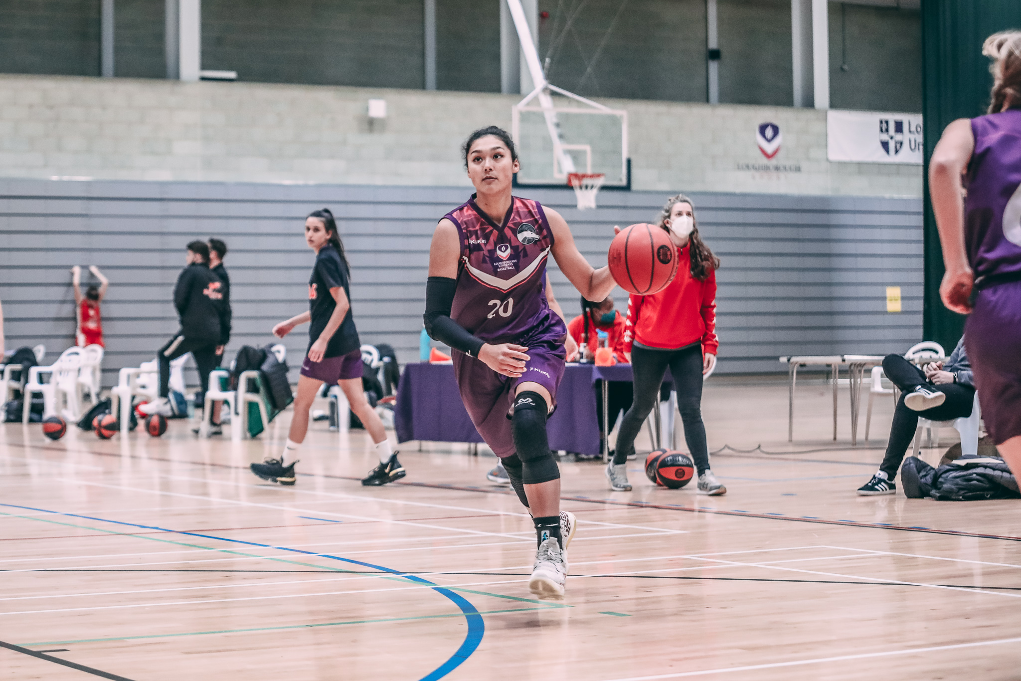 Riders Women take victory over Reading to improve to 1-1 in NBL play.