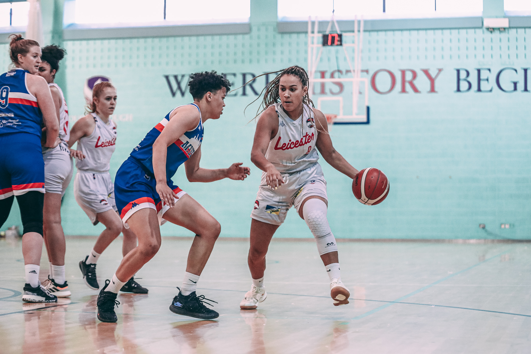 Opening Day win for the Riders against the Mystics in the WBBL CUP