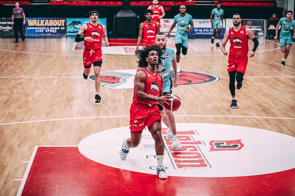 Riders blow out Rocks to reach the BBL Cup Semi Finals