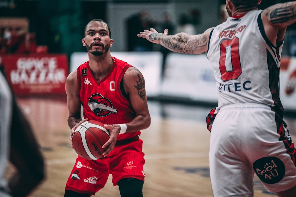 Riders defeat Flyers to move to 3-0 in the BBL Championship