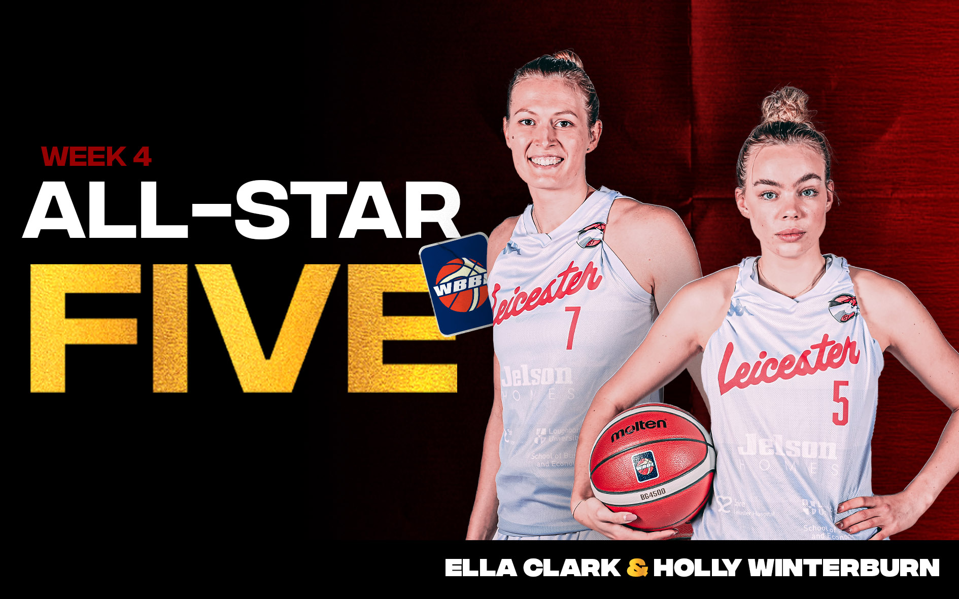 Two more All-Star Five Selections