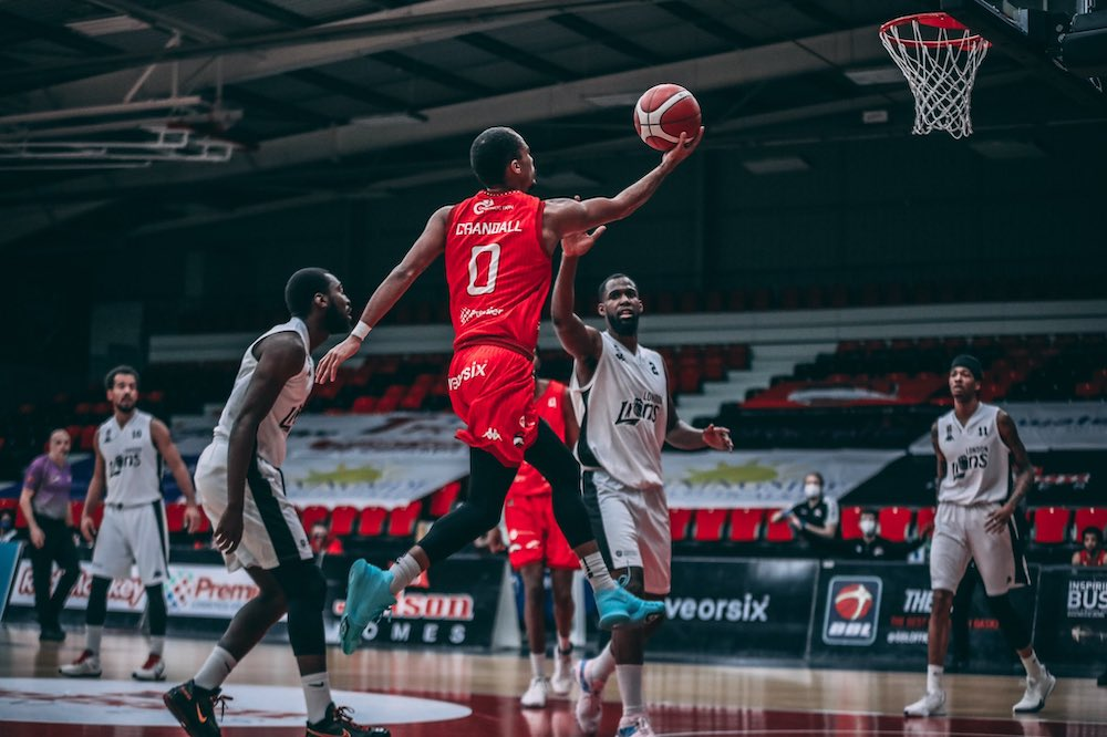 Riders handed first league defeat by Lions