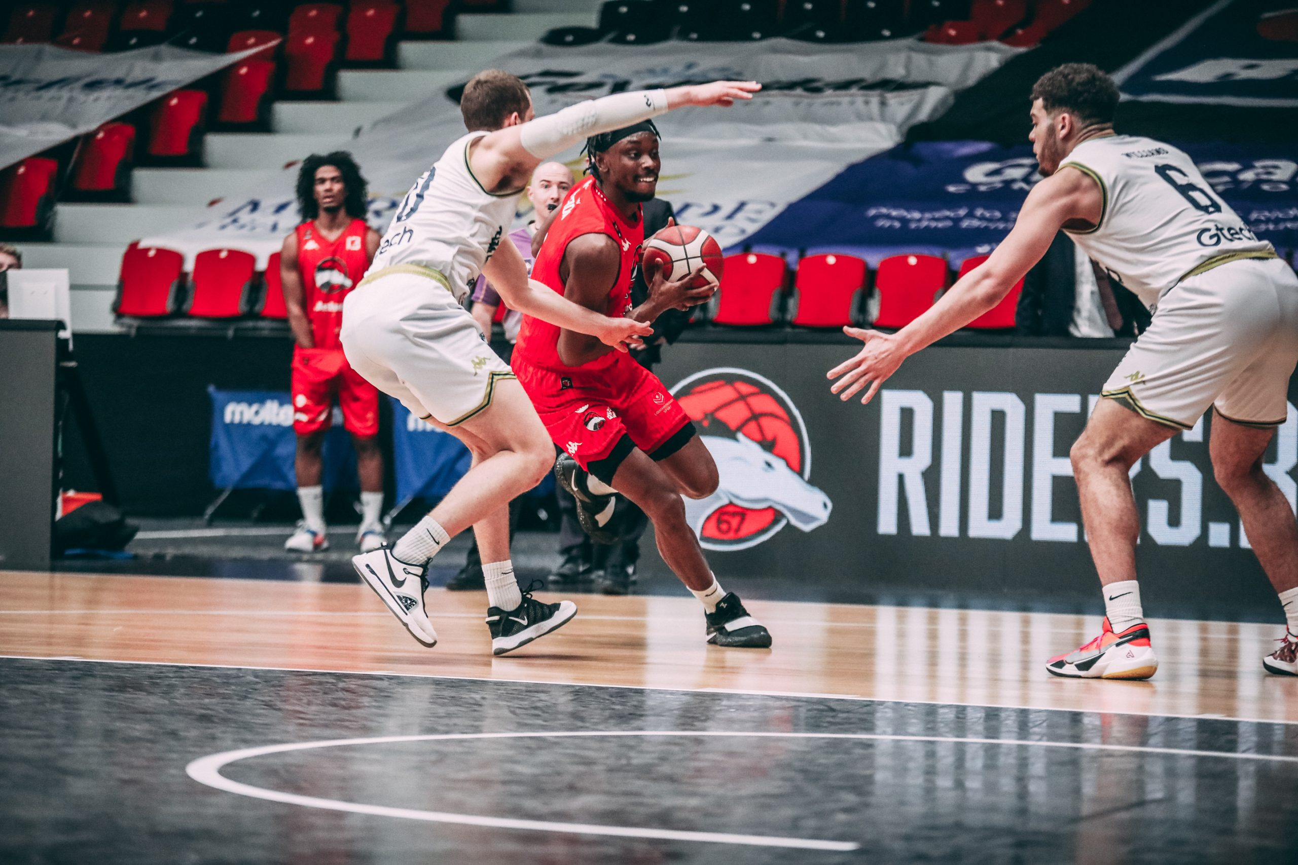 Corey Johnson's clutch three seals victory over Wolves