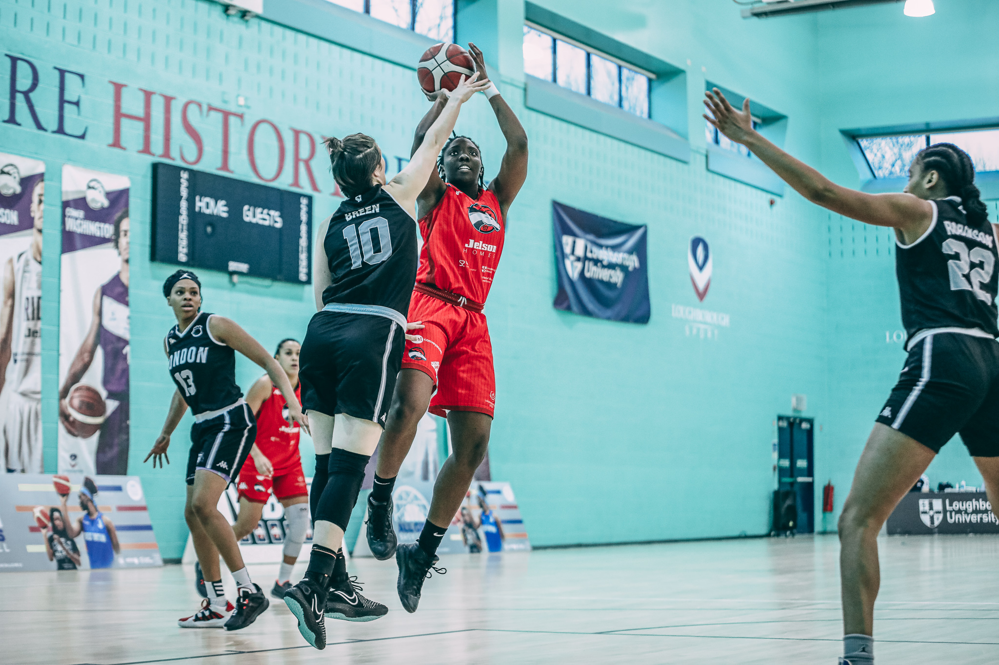 BA London Lions Eliminate Riders from the Trophy