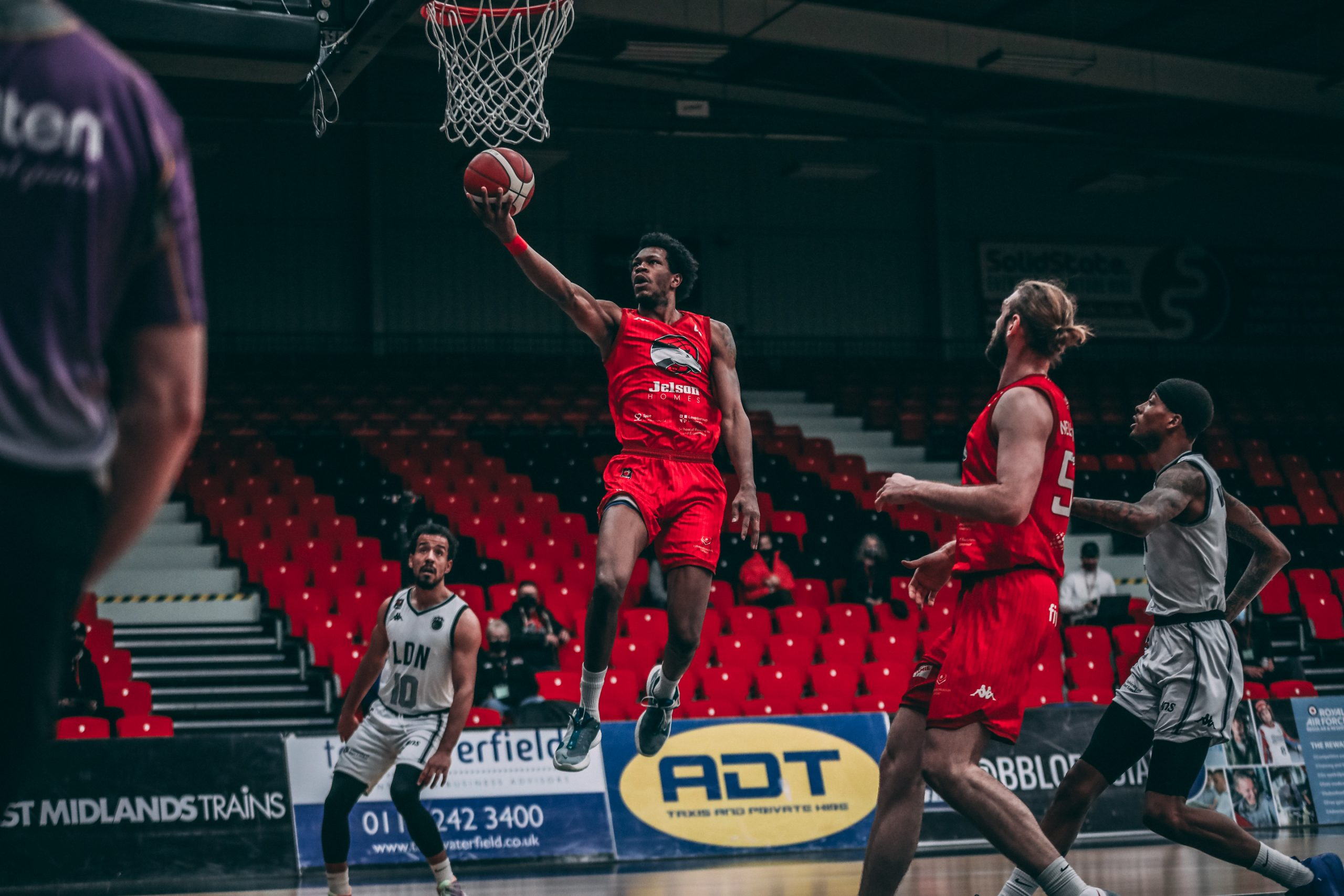 Strong defence leads Riders to victory over Lions