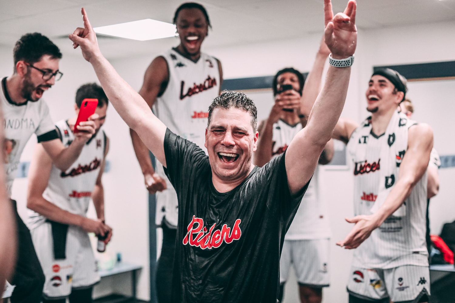 Coach Rob: I'm so proud of all the guys
