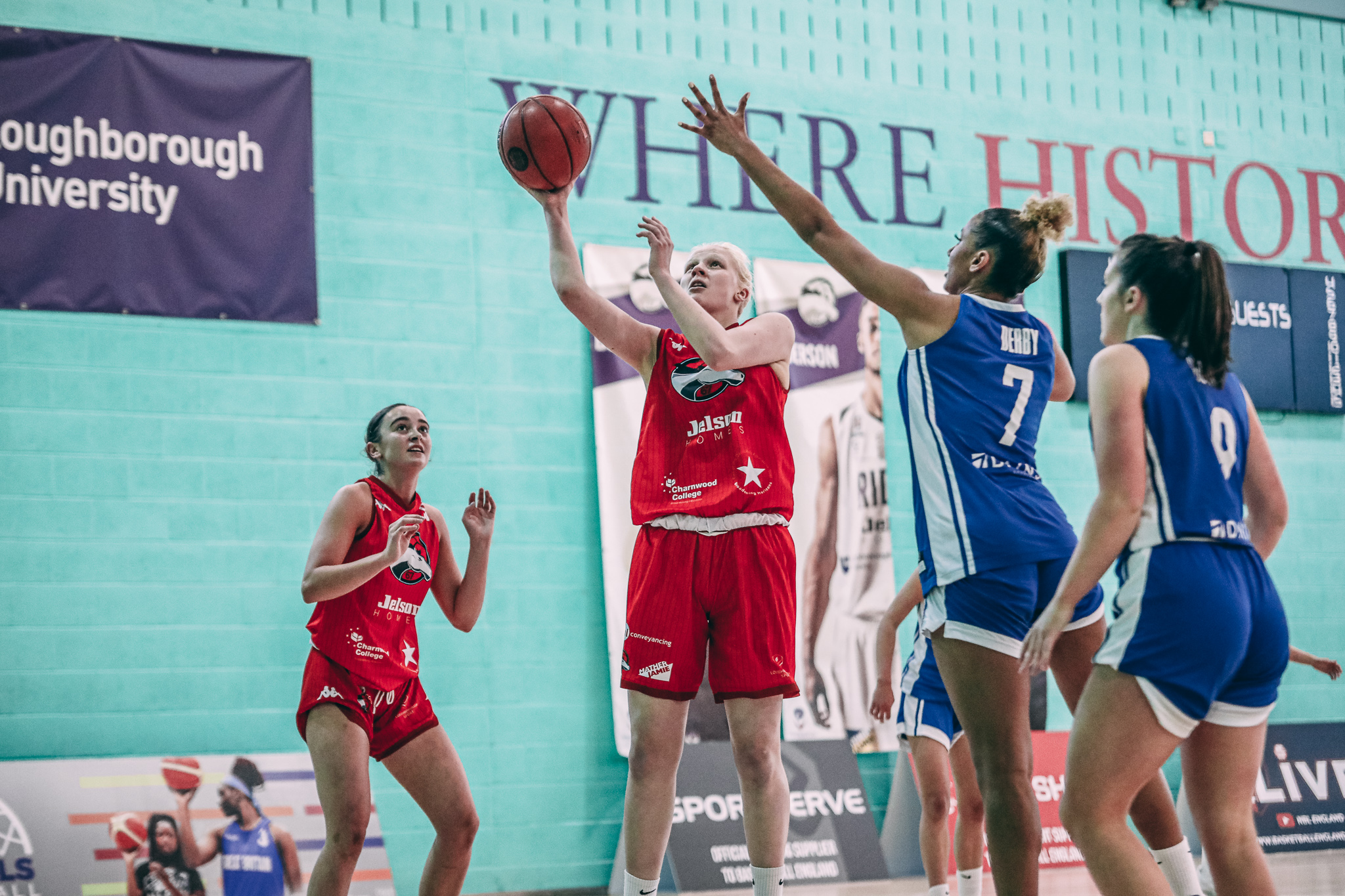 Charnwood Get Their First WEABL Summer Showcase Win