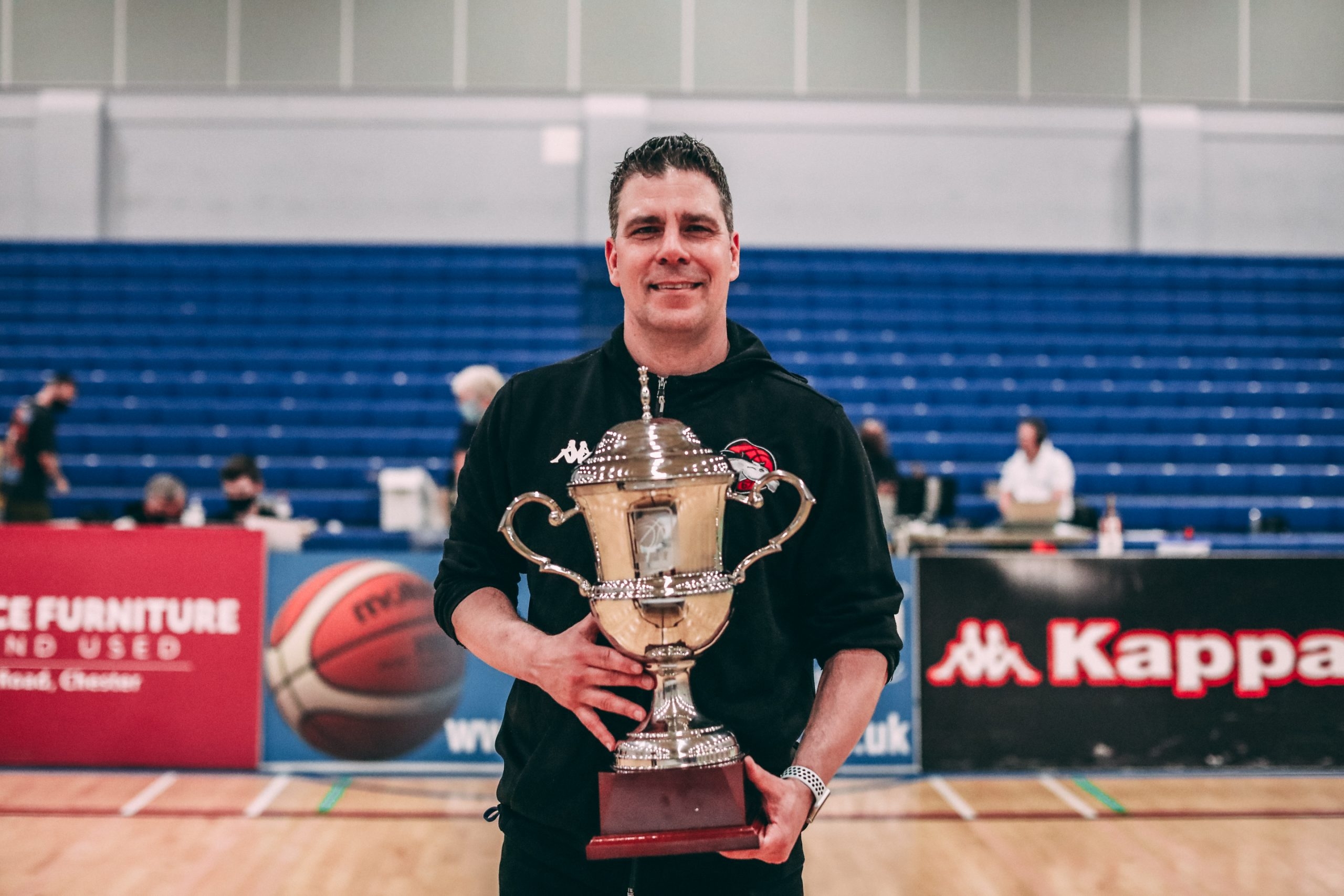 Rob wins BBL Coach of the Year