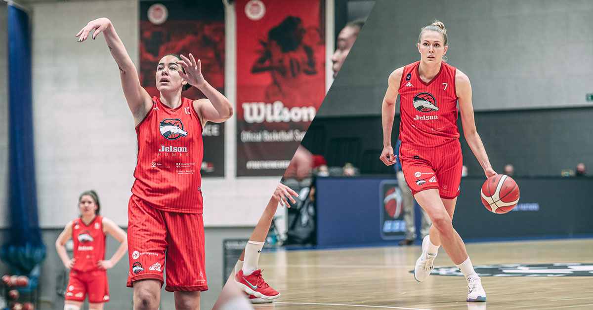 Stewart and Clark selected to the WBBL Defensive Team