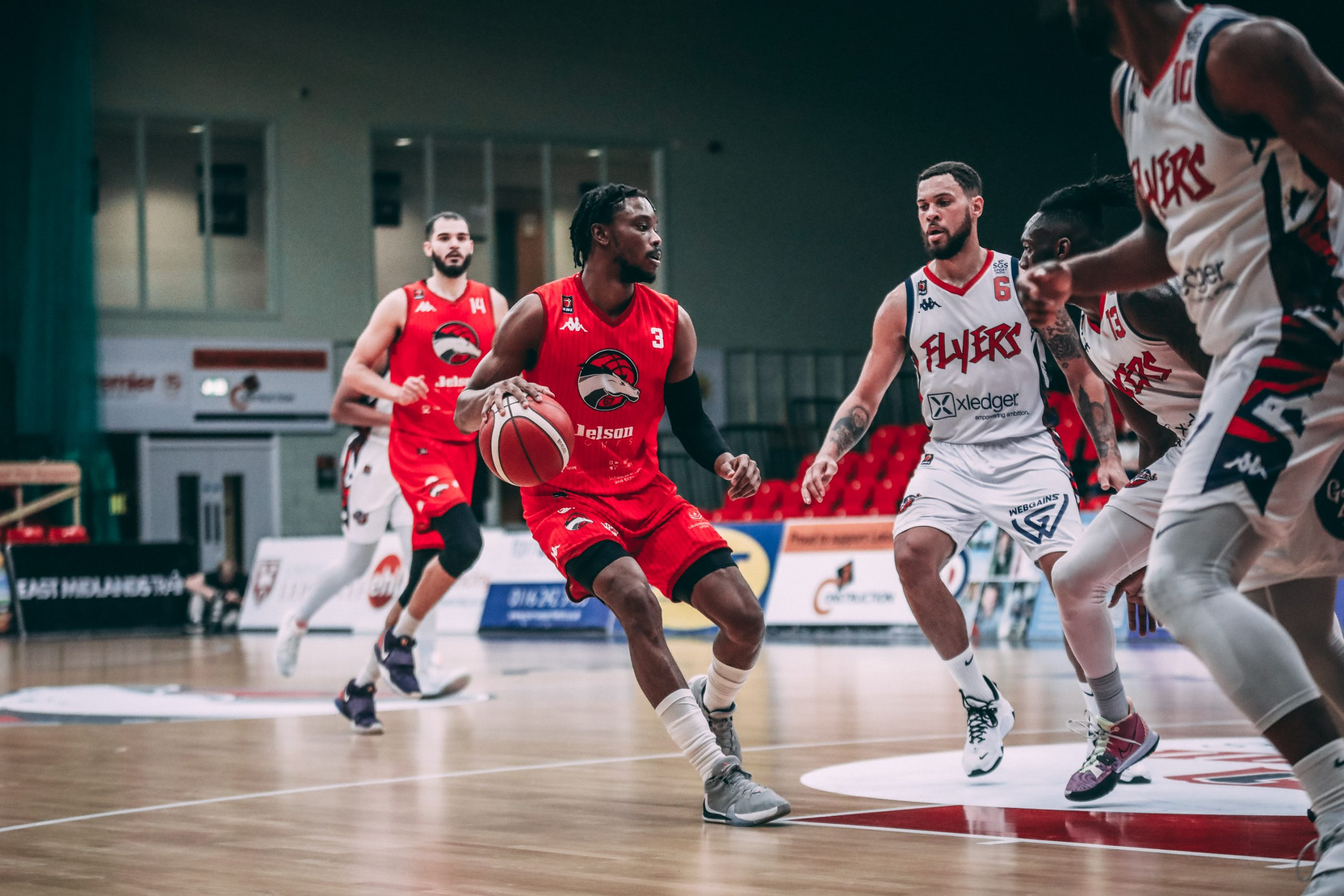 Playoff Quarter Final Preview: Riders v Flyers First Leg