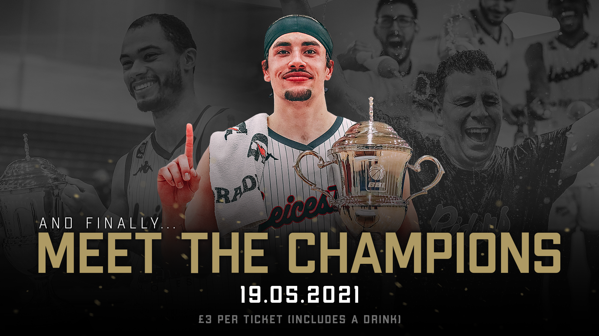 And finally… Meet the Champions