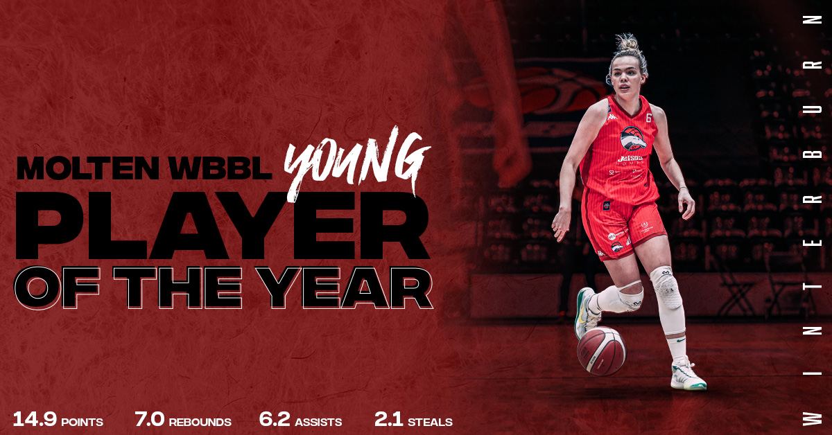 Winterburn Crowned as the Young Player of the Year