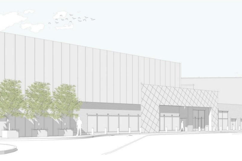 Morningside Arena announces plans for 1,200 metres squared extension