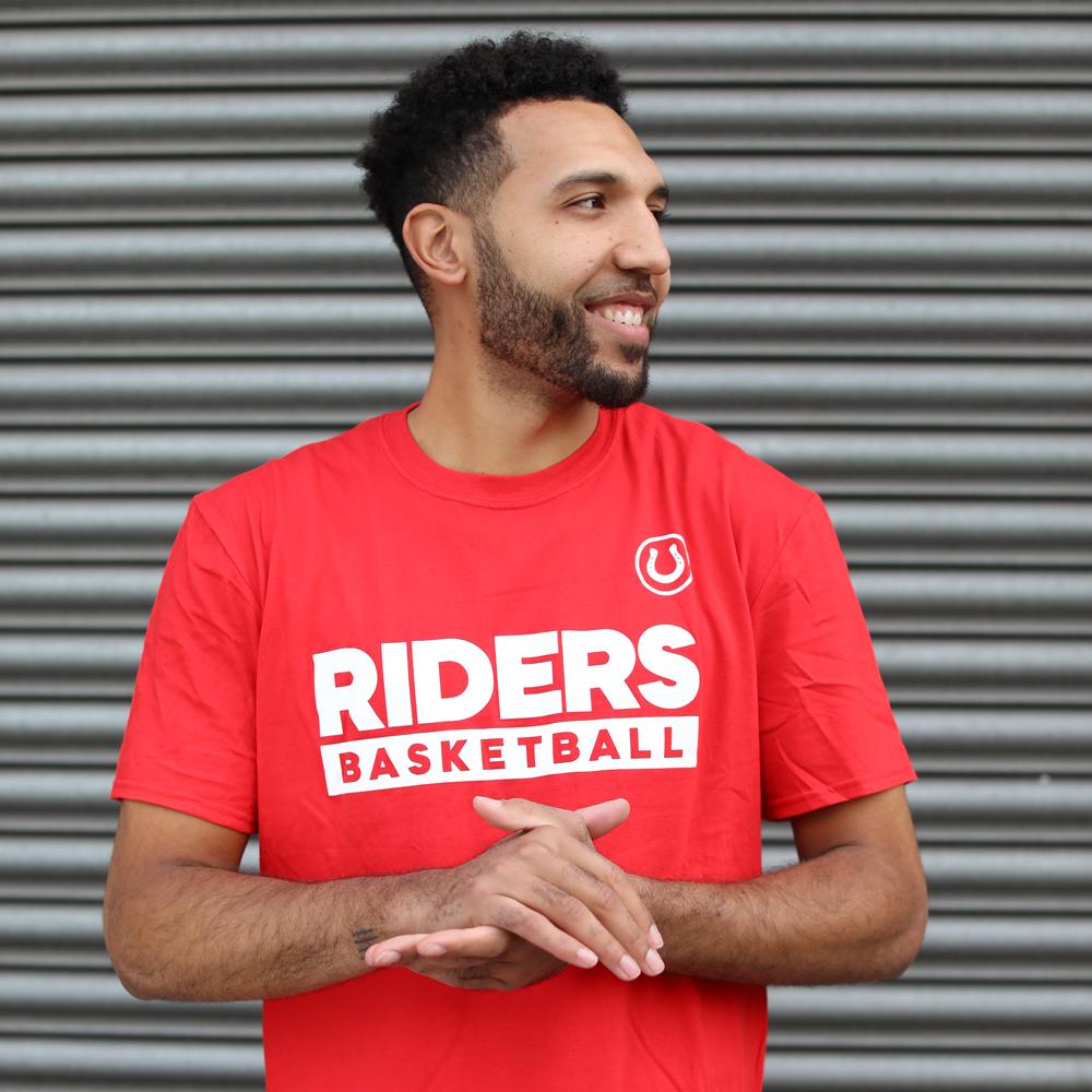 Riders Basketball Tees